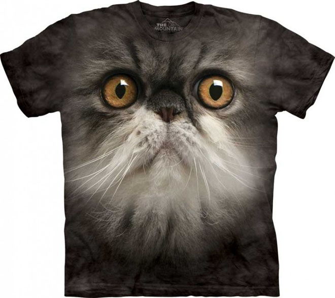 20 Most Funniest and Realistic 3D Dog Face T-Shirts