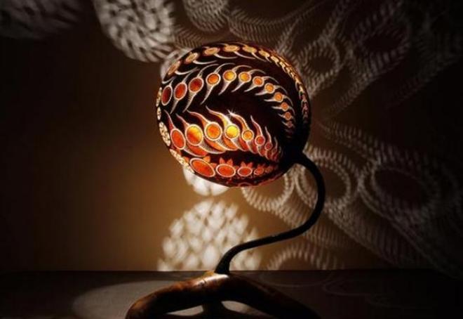 25 Inspirasi Desain Lampu Eksotic Taman Cantik