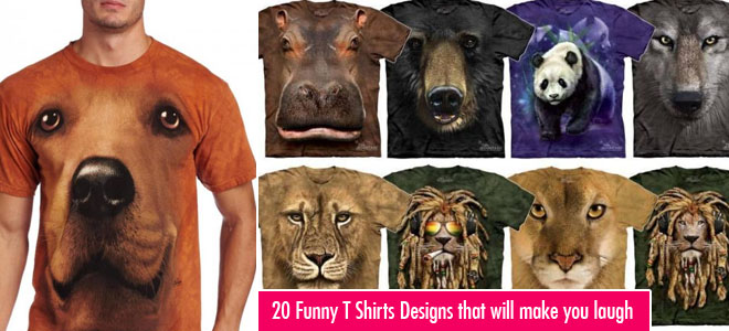 Funny T Shirts