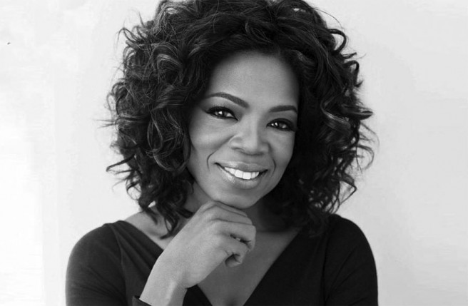 oprah winfrey celebritie old photo