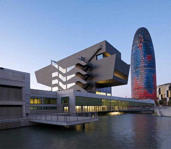 dhub design museum barcelona architecture photography