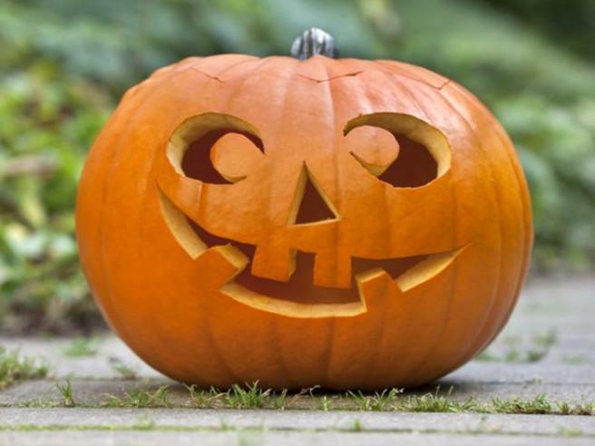 halloween pumpkin carving idea