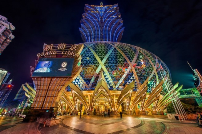 grand lisboa macao modern architectural wonders