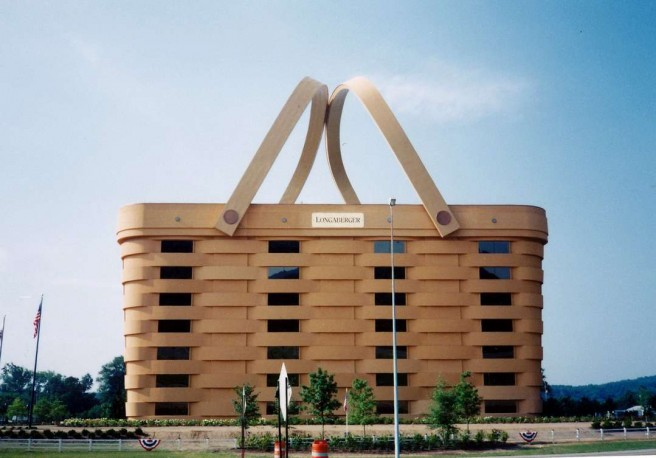 longaberger basket home office novelty architecture