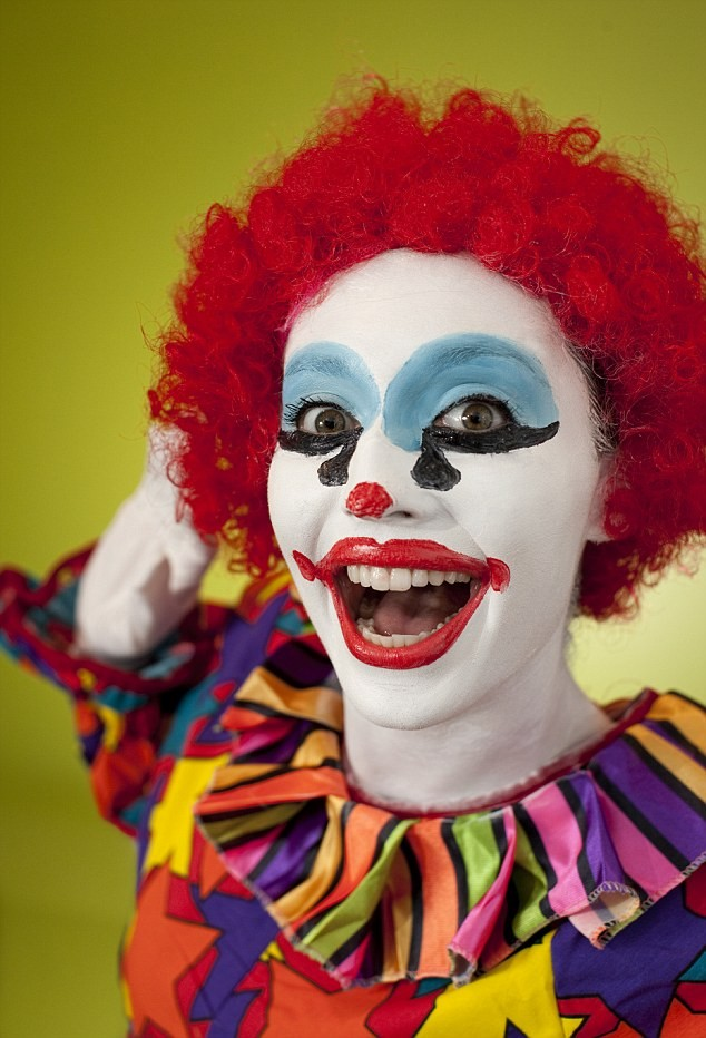 15 Funny Clown Pictures to cheer you up - Cheer Hairstyles