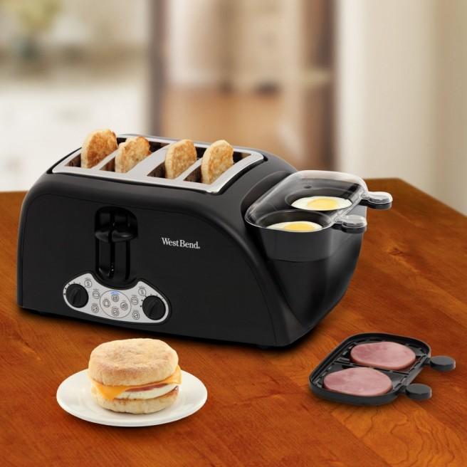 funny egg cooker gadget