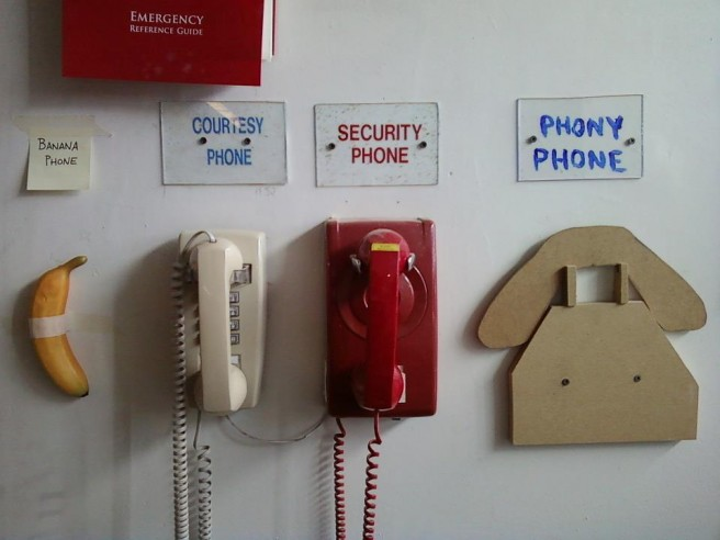funny land phones