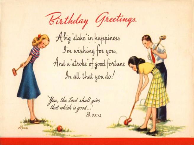 funny birthday ecards