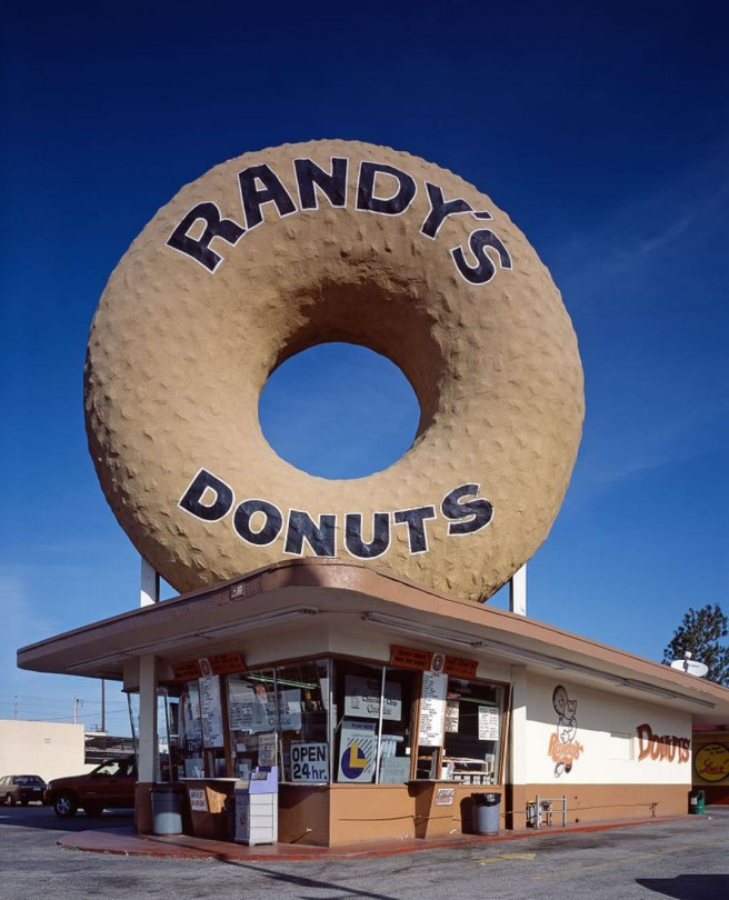 randy donuts novelty architecture