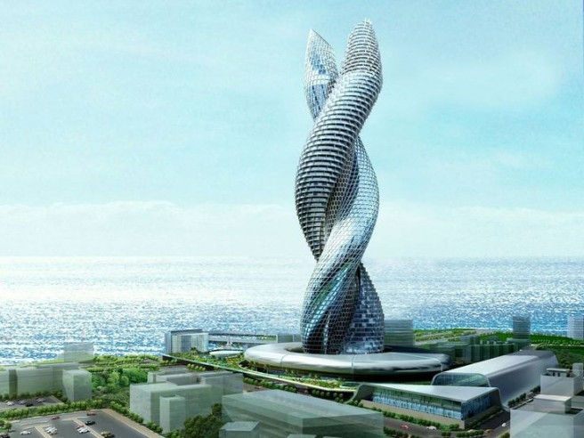 20 Modern Architecture And Beautiful Buildings Shaped Like