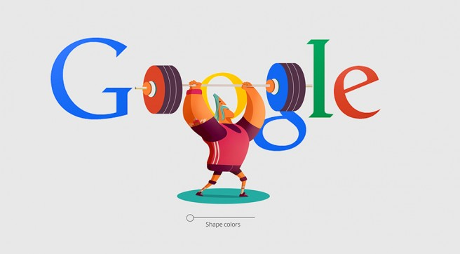 rio 2016 olympic games funny google doodles