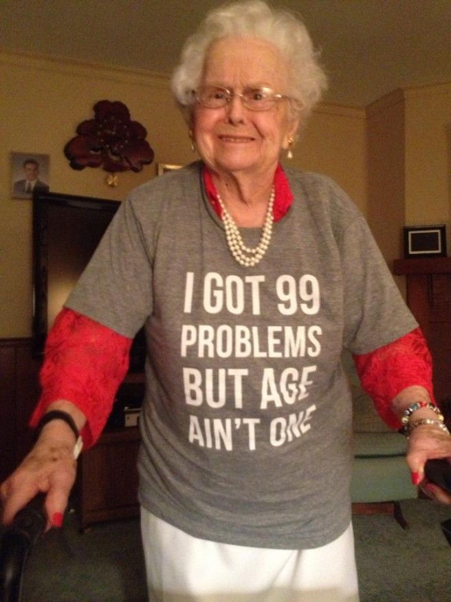 15 Beautiful Funny Grandma Pictures For You