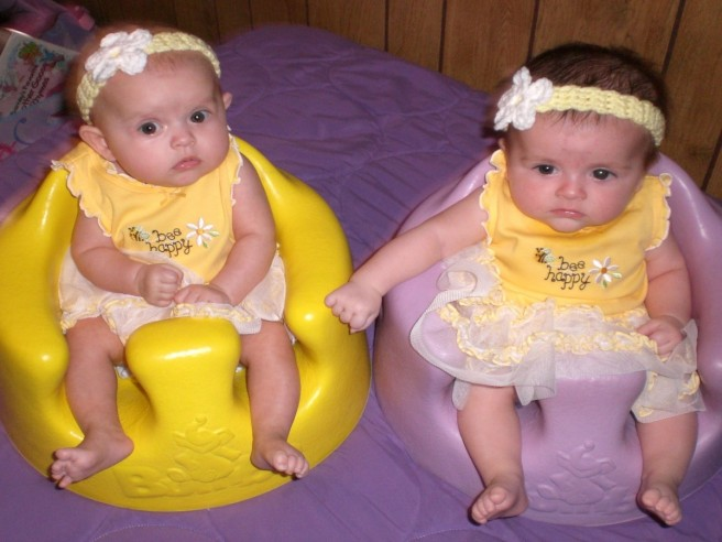 funny paternal twins