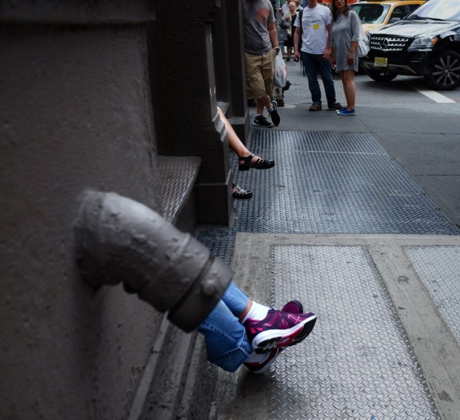 funny candid photography perfectly timed orna naor