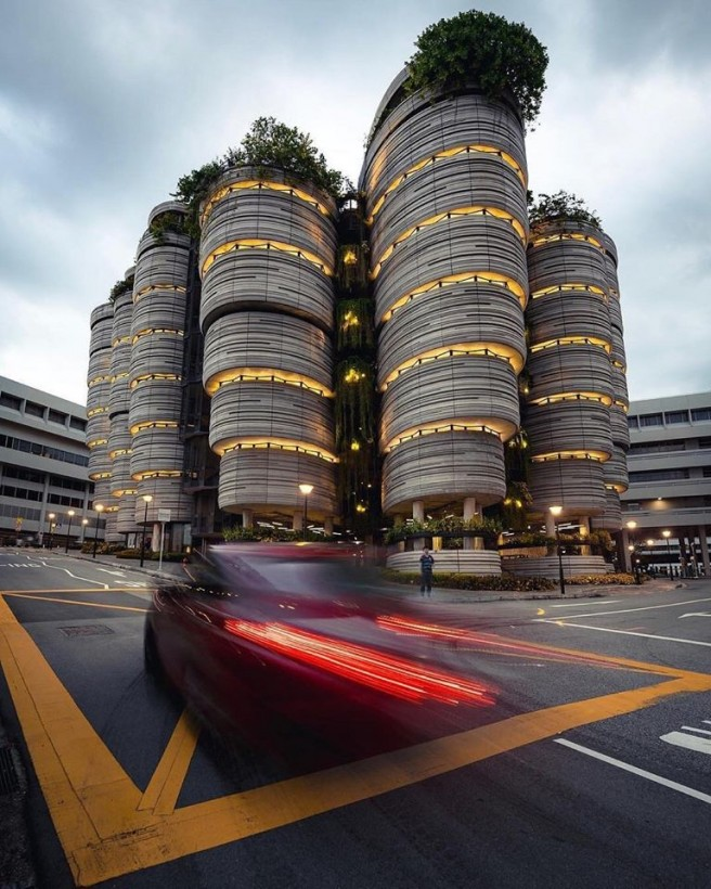 amazing picture architecture design twisted singapore