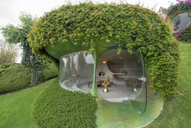 amazing picture architecture design organic house javier senosiain