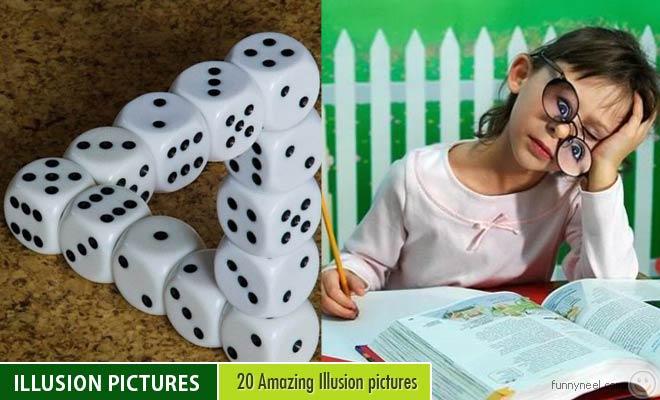 illusion pictures