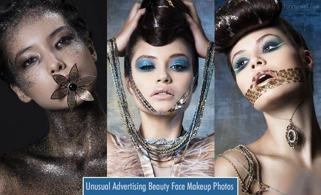 beauty face makeup photos
