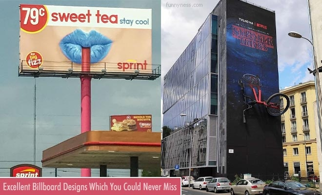 20 excellent billboard advertising designs which you could never miss
