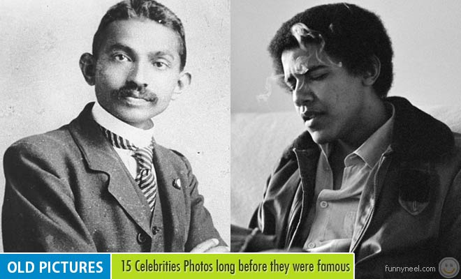 celebrities old pictures