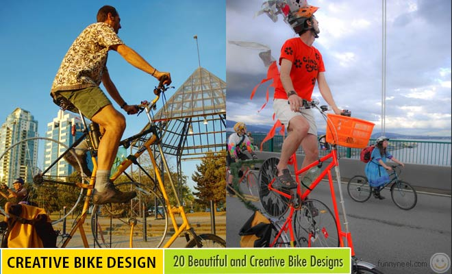 Creative Bike Design