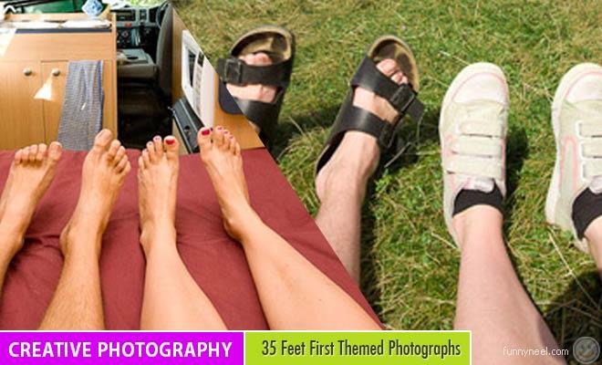feet themed photographs
