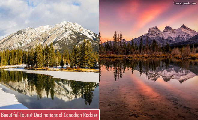 beautiful tourist places canadian rockies