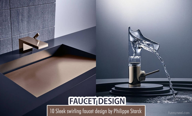 faucet design by phillippe starck