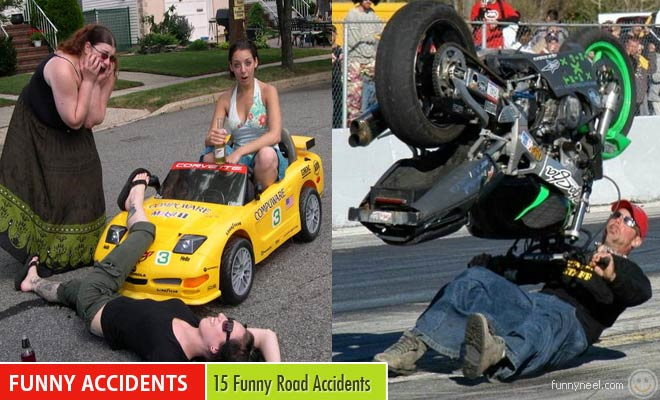 funny accidents