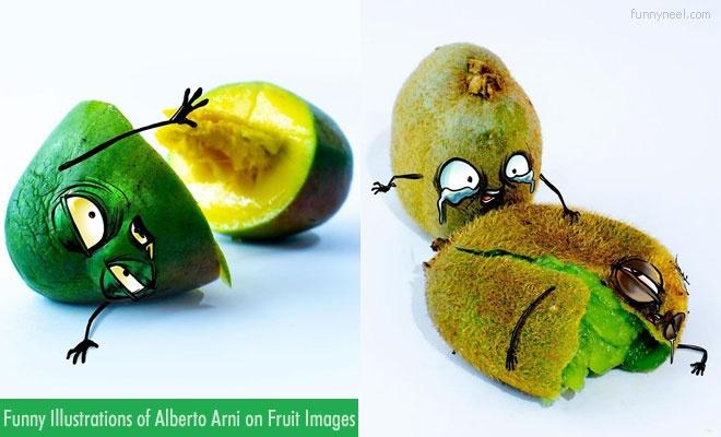 Funny Illustrations Art