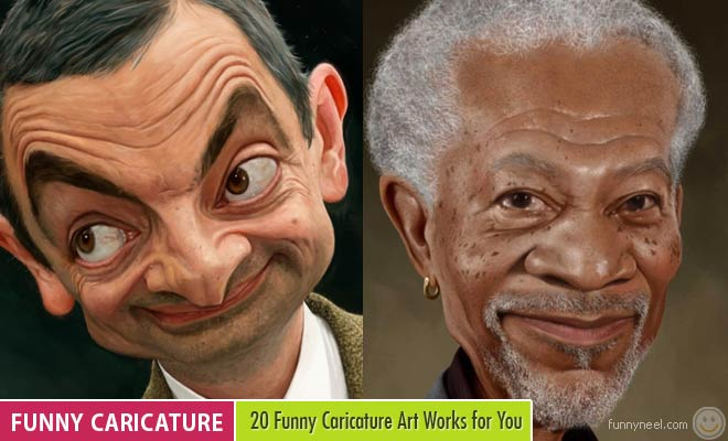 funny caricature