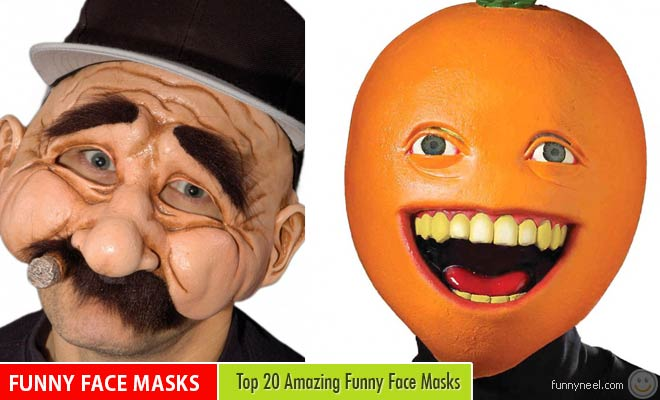 funny mask