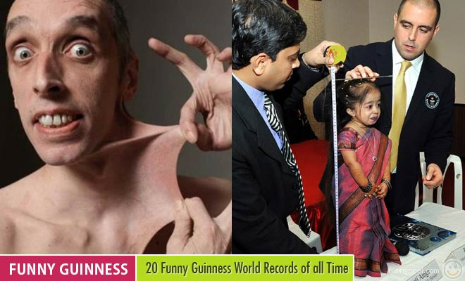 funny guinness world record