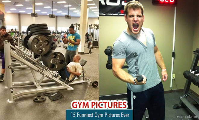 Funny Gym Pictures