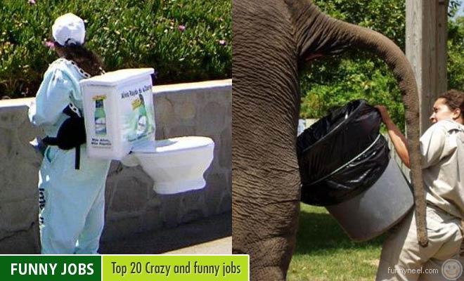 Funny Jobs