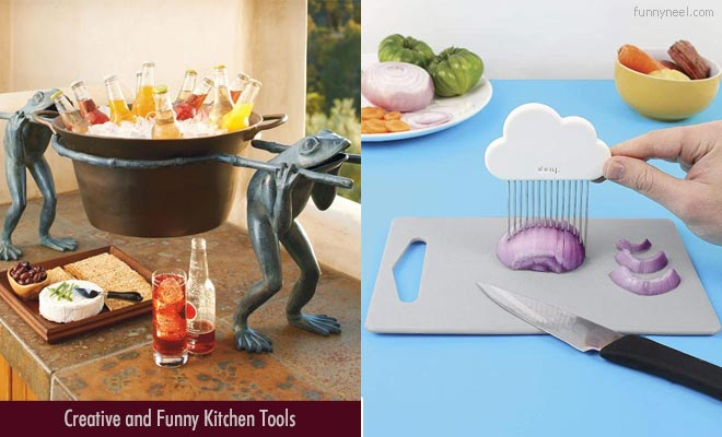 Creative Kitchen Tools