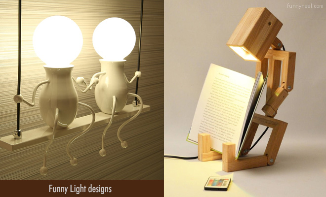 funny lights design