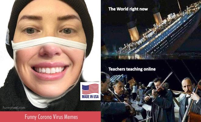 Funny Corona Memes