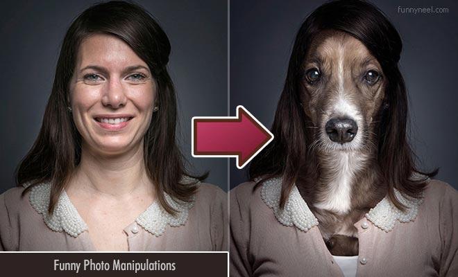 funny photo manipulations by sebastian magnani