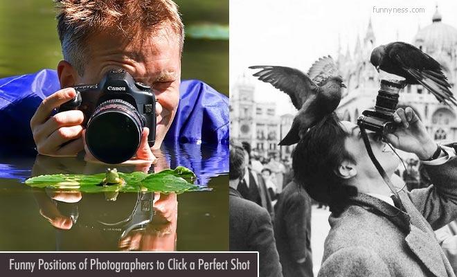 Funny Photographers