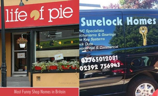 15 funny shop names in britain to brighten your day