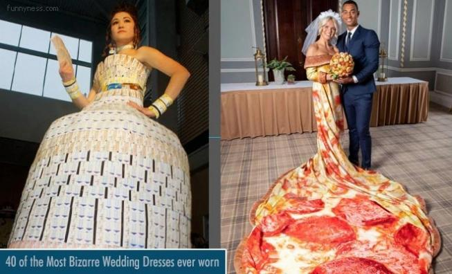 Funny Wedding Dress