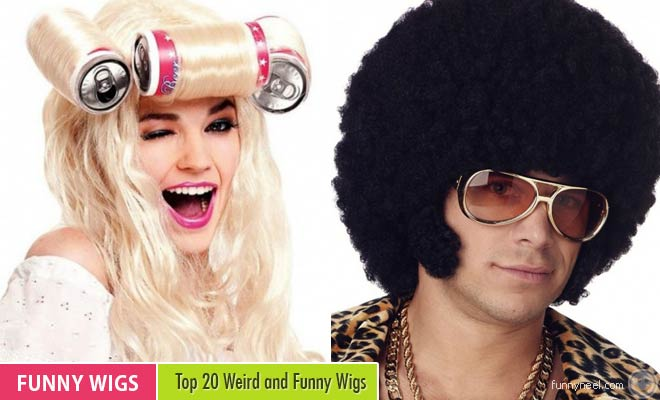 Funny Wigs