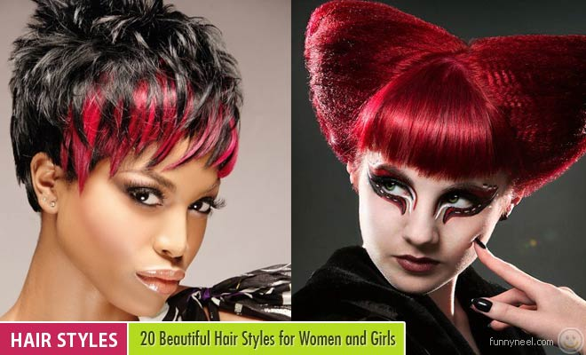 hair styles for women and girls