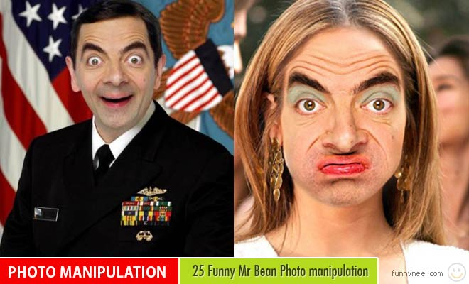 mr bean funny pictures