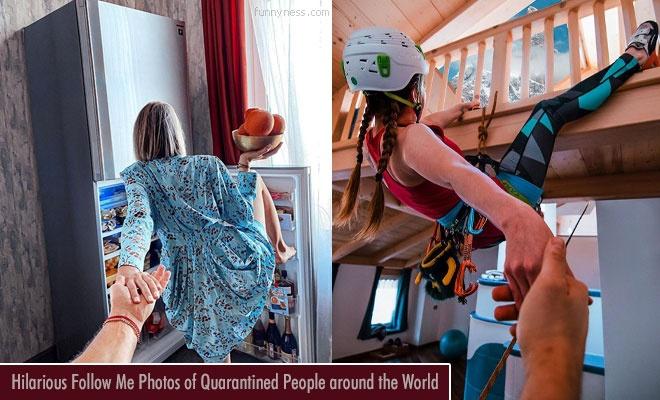 Funny People in Quarantine