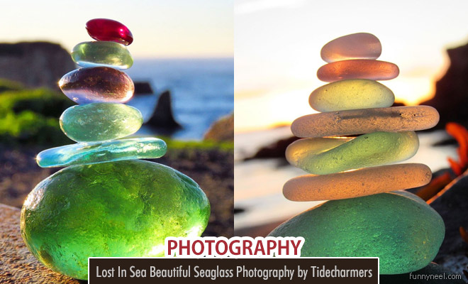 Beautiful Seaglass Photos