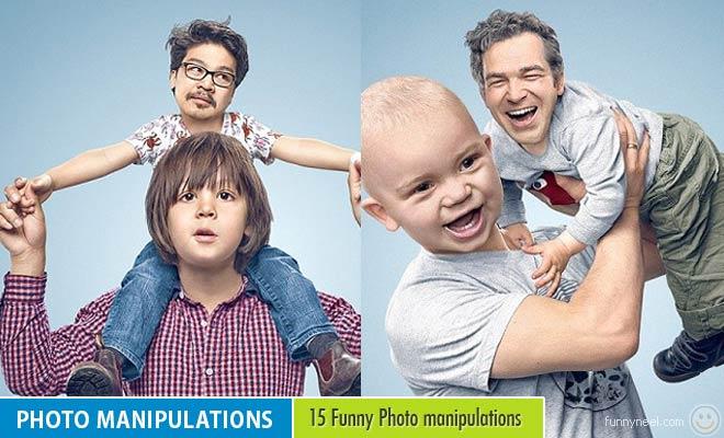 Funny Photo Manipulations