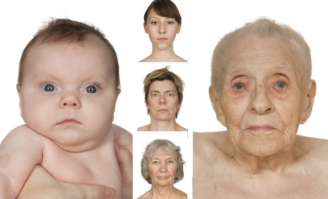 age 1 to 100 years women photography project by nanna kreutzmann - part 1
