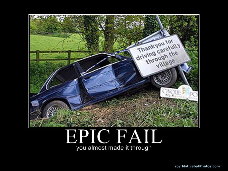 Funny Fail Meme : Board funny epic fail